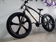 Велосипед на зиму - фэтбайк в наличии и на заказ! Fatbike. Фатбайк.