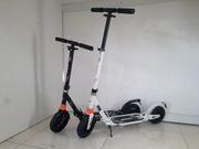 Оригинальный самокат для детей и взрослых Nanrobot/Надувные колеса